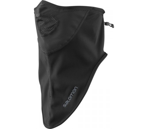Neck Tube Salomon Powder Black Dark Cloud