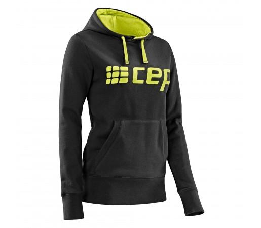 Hanorac CEP Brand W Negru / Lime
