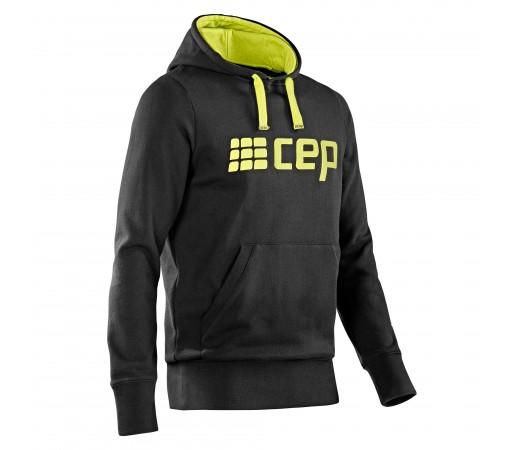 Hanorac CEP Brand M Negru / Lime