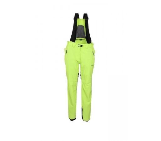 Pantaloni Ski Femei Head Pro Countdown Lime