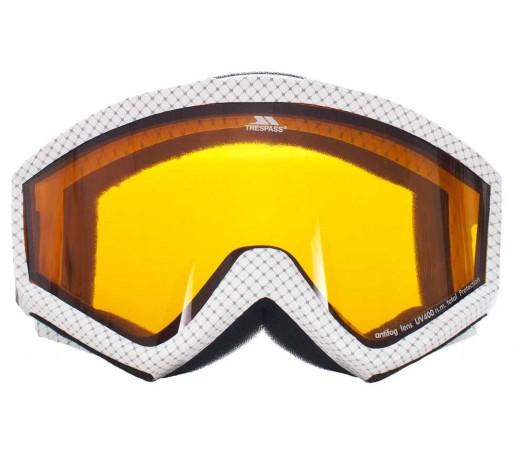 Ochelari Ski si Snowboard Trespass Hijacher Alb