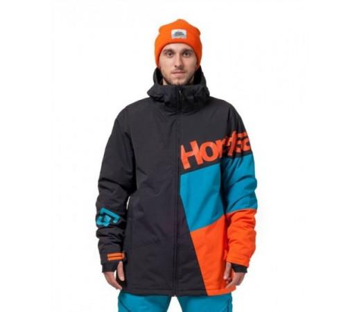 Geaca schi si snowboard Horsefeathers Pursuit Neagra
