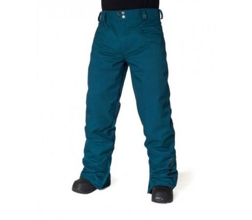 Pantaloni schi si snowboard Horsefeathers Roulette Bleumarin