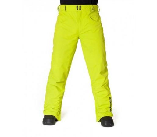 Pantaloni schi si snowboard Horsefeathers Roulette Verzi