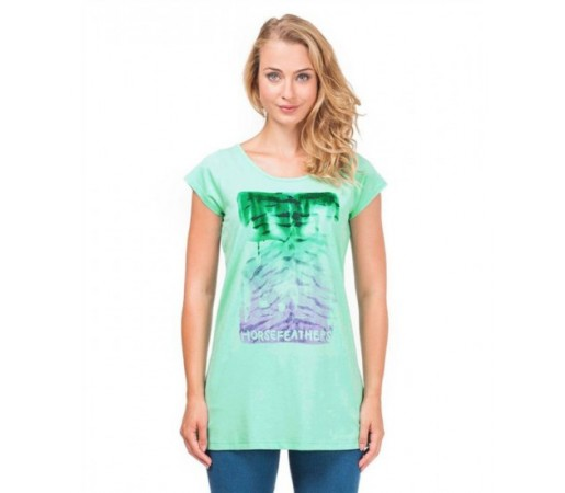 Tricou Horsefeathers Shade Verde
