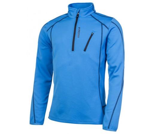 Bluza First Layer Barbati Protest Humany 1/4 Zip Top Albastru