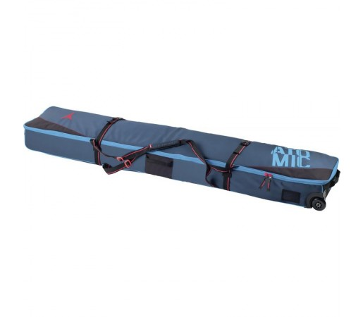 Husa Ski Atomic Amt Tail Wheelie 2 Ski Bag Albastra