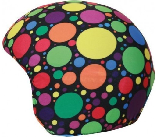 Husa amuzanta casca Coolcasc Dots