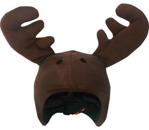Husa amuzanta casca Coolcasc Moose