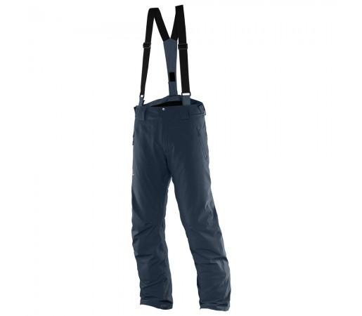 Pantaloni schi si snowboard Salomon Iceglory Pant M Bleumarin