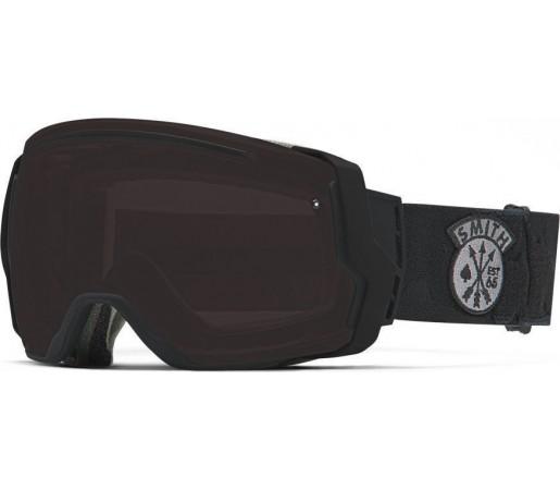 Ochelari de schi si snowboard Smith I/O 7 Black Sabotage/Blackout