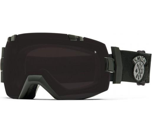 Ochelari de schi si snowboard Smith I/OX Black Sabotage/Blackout