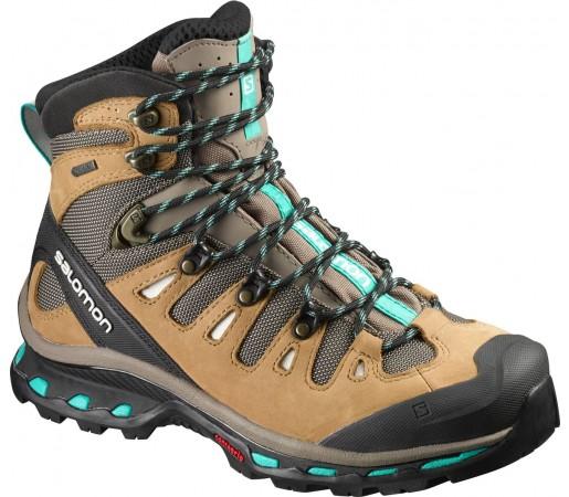 Incaltaminte Hiking Salomon Quest 4D 2 GTX W Maro