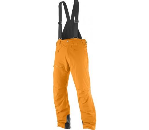 Pantaloni Schi Salomon Chill Out Bib M Galben