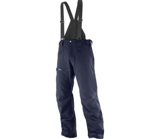Pantaloni Schi Salomon Chill Out Bib M Bleumarin
