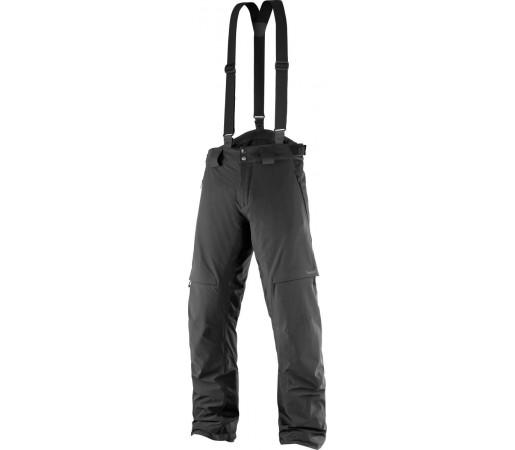 Pantaloni Schi Salomon Whitefrost Flowtech M Negru