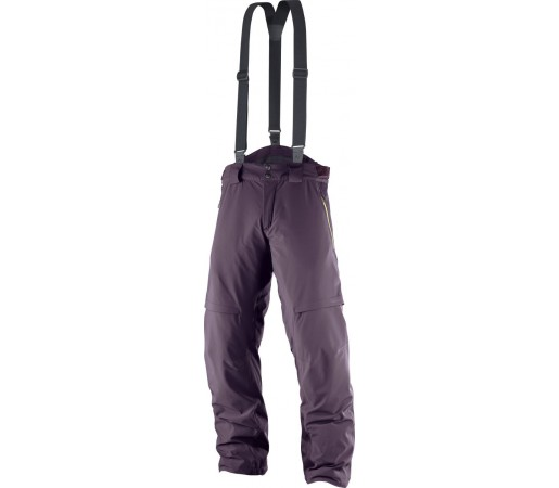 Pantaloni Schi Salomon Whitefrost Flowtech M Mov