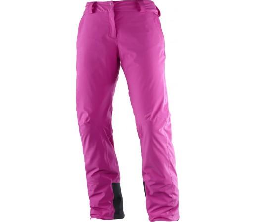 Pantaloni Schi Salomon Icemania W Roz