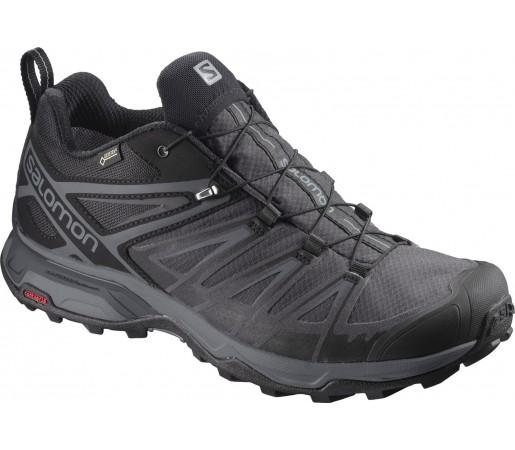 Incaltaminte Hiking Salomon X Ultra 3 GTX M Gri