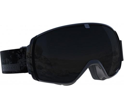 Ochelari Schi si Snowboard Salomon Xt One Black Tie&Dye / Solar Black
