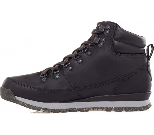Incaltaminte The North Face M Back To Berkeley Redux Leather Neagra