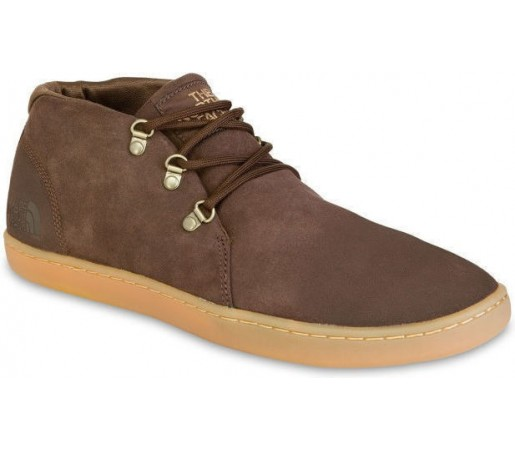 Incaltaminte The North Face M Base Camp Leather Chukka Maro