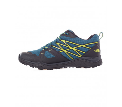 Incaltaminte The North Face M Hedgehog Fastpack Lite GTX Albastra/ Galbena
