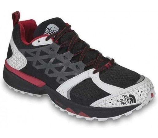 Incaltaminte The North Face Single Track II Men Red Black
