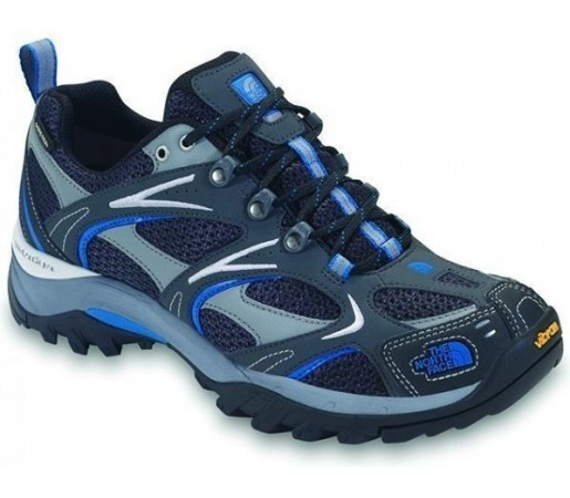 Incaltaminte The North Face Hedgehog GTX III Grey/Blue 2013