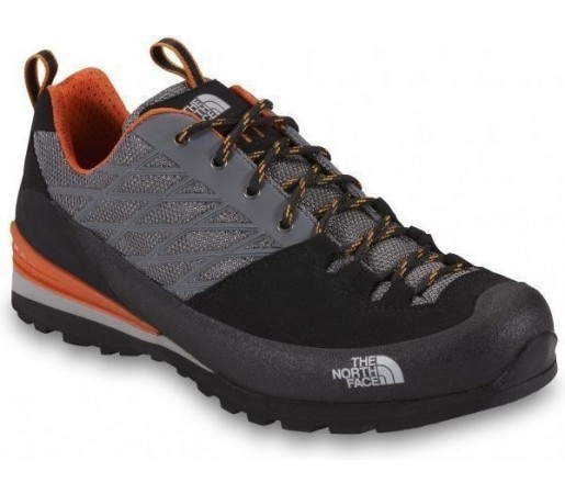 Incaltaminte The North Face M Vertro Plasma Black Orange 2013
