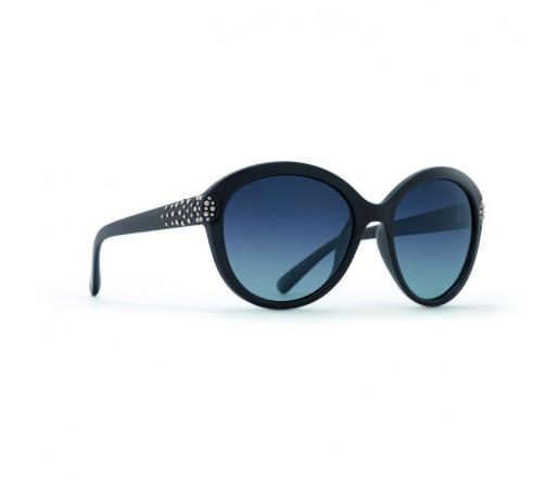 Ochelari de Soare Invu Premium Collection W Black / Silver - Gradient Blue
