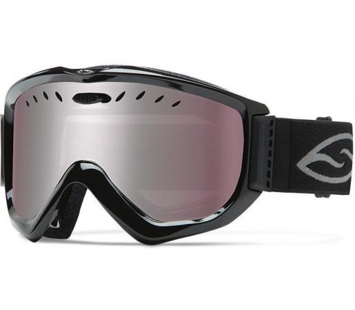 Ochelari de schi si snowboard Smith Knowledge OTG Black / Ignitor