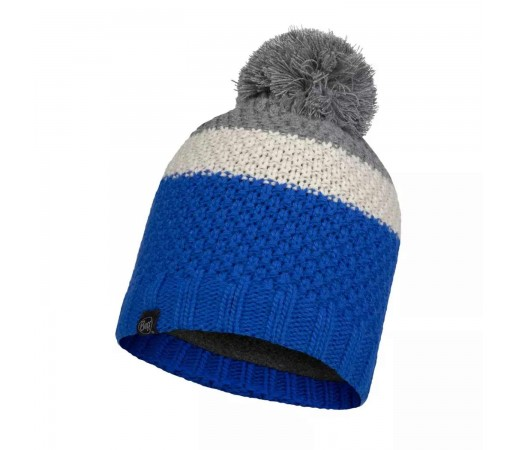 Caciula Casual Unisex Buff Knitted Polar Olympian Blue
