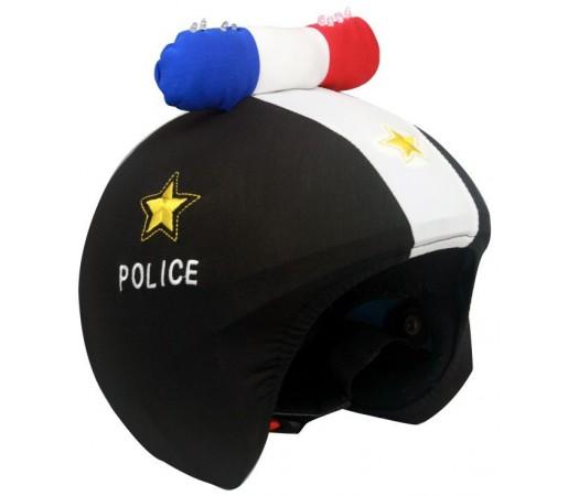 Husa amuzanta cu leduri Coolcasc Police