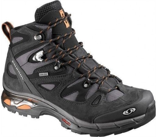 Ghete Salomon Comet 3D GTX Black