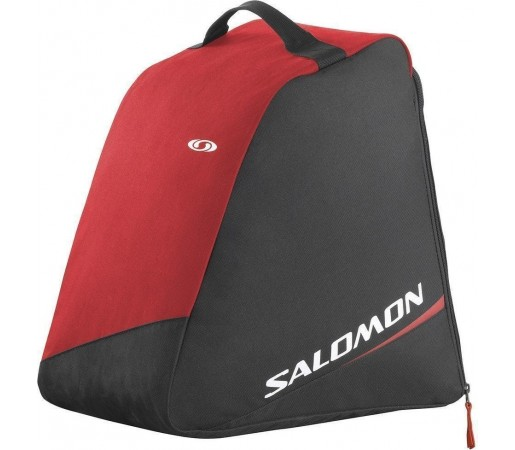 Husa Clapari Salomon Boot Bag Negru/Rosu 2013