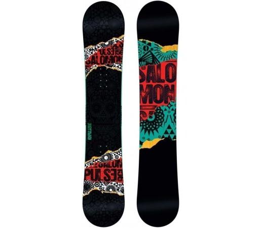 Placa Snowboard Salomon Pulse