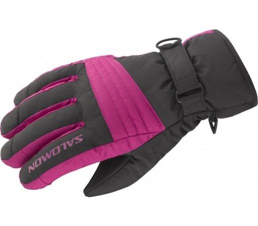 Manusi Salomon Link GTX JR Black Fancy Pink 2013