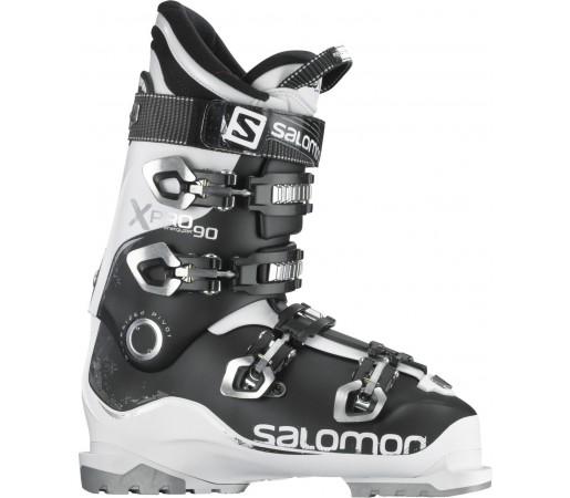 Clapari Salomon X Pro 90 Alb/Negru