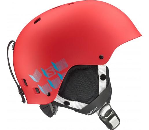 Casca Ski si Snowboard Salomon Jib Jr. Red