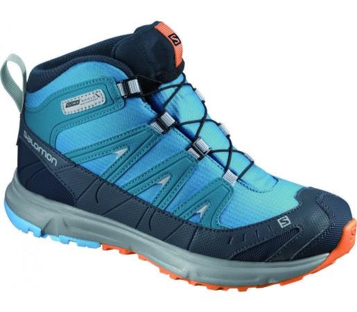 Incaltaminte Salomon Trail Mid CSWP K Blue