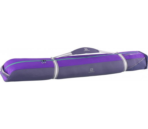 Husa skiuri Salomon Extend 1 Pair 130+25Exp Jr Grey/Purple