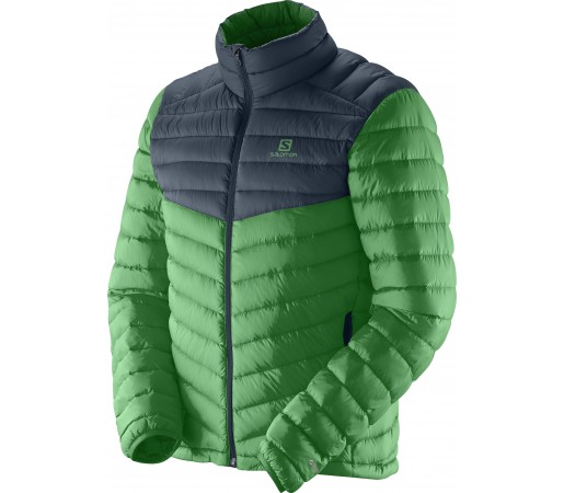 Geaca Salomon Halo Down Jacket II M Green