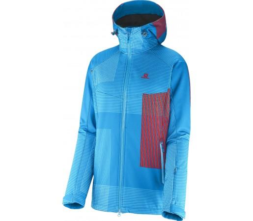 Geaca Ski si Snowboard Salomon Snowtrip Premium 3:1 W Blue
