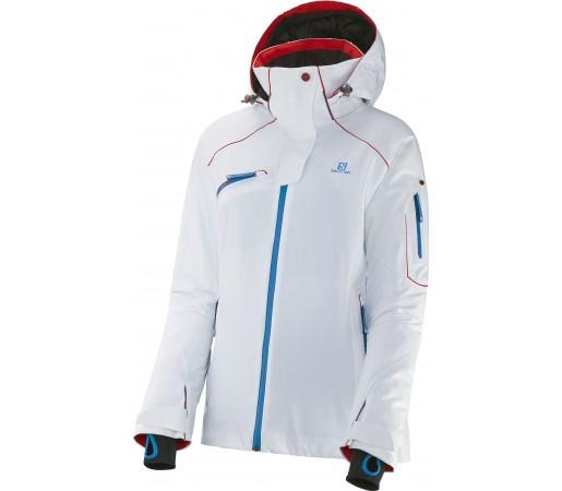 Geaca Ski si Snowboard Salomon Speed W White