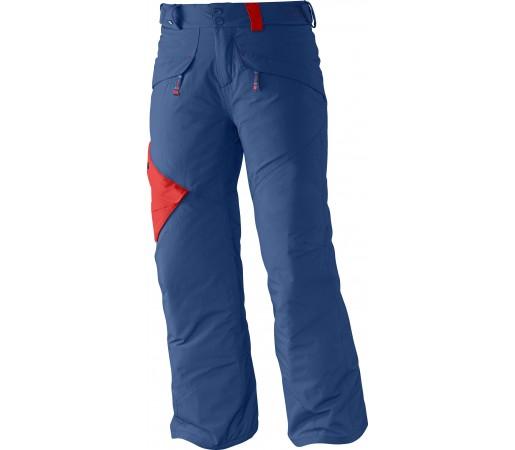 Pantaloni Ski si Snowboard Salomon Chillout Jr. K Blue