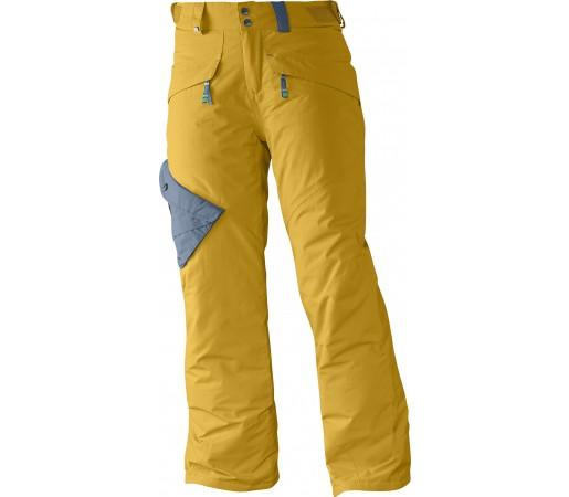 Pantaloni Ski si Snowboard Salomon Chillout Jr. K Yellow