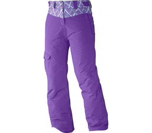 Pantaloni Ski si Snowboard Salomon Sashaay Jr. K Purple