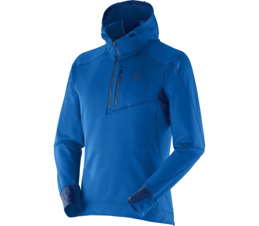 Midlayer Salomon Swift II M Blue