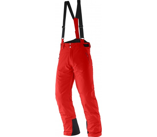 Pantaloni Ski si Snowboard Salomon Iceglory M Red